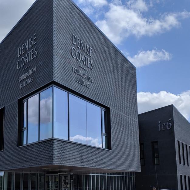 Denise Coates Foundation Building, Keele