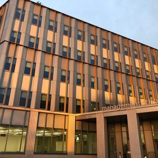 Management School, West Pavilion, Lancaster
