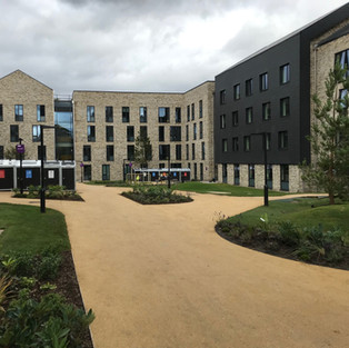 Unsworth Park Student Residences, Fallowfield, Manchester