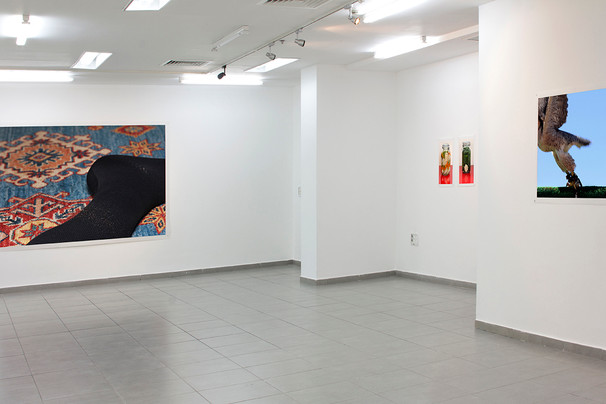 Sounds from the Deep Freeze, exhibition view