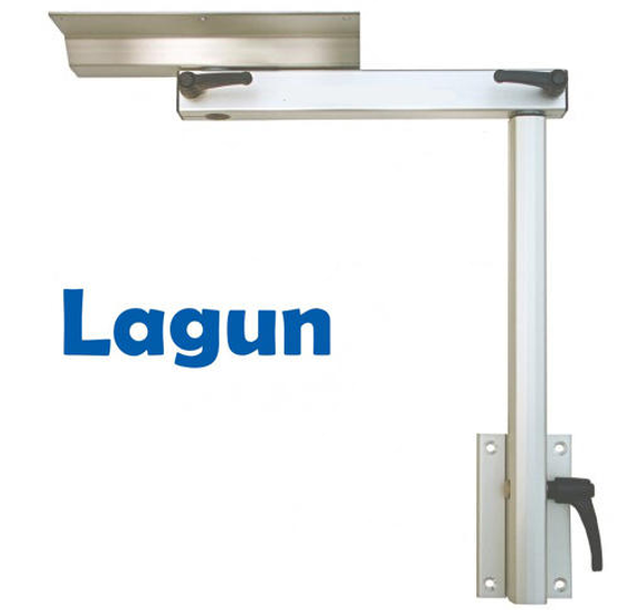 Lagun RV Table Mount Design Features