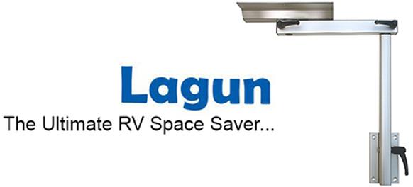 Lagun The Ultimate RV Space Saver Logo