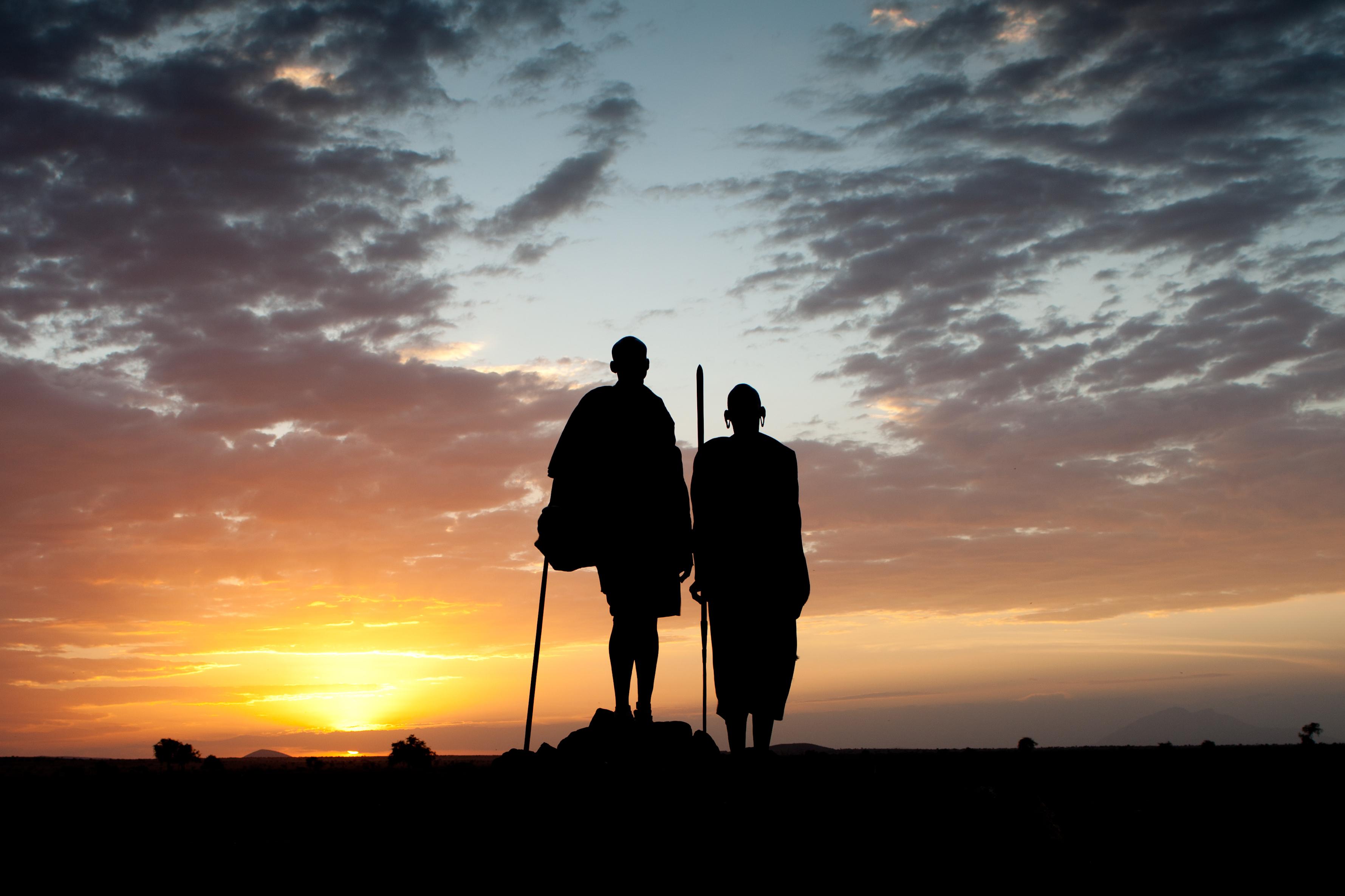 Masai - Masai Mara