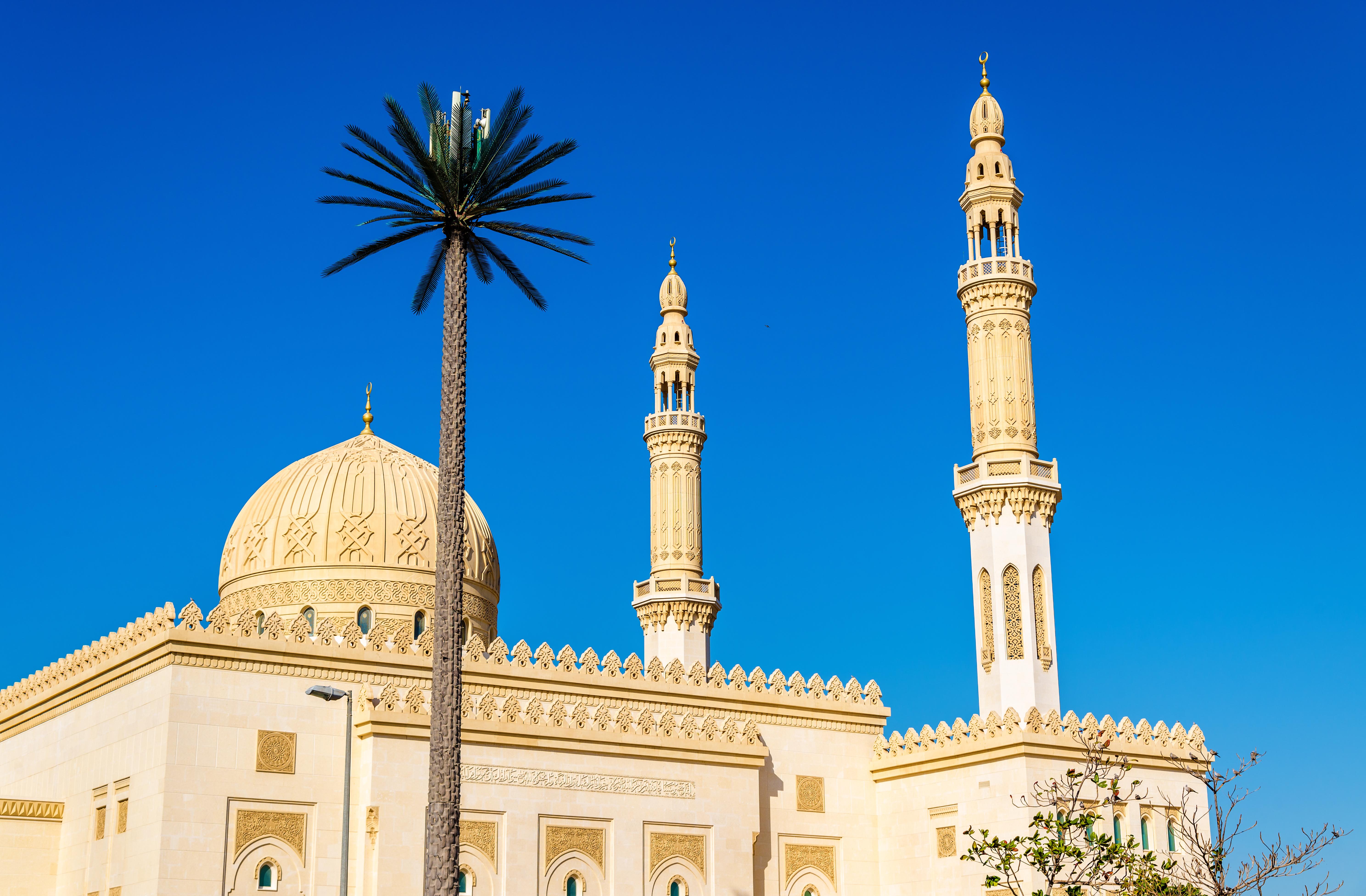 Jumeirah Mosque 2