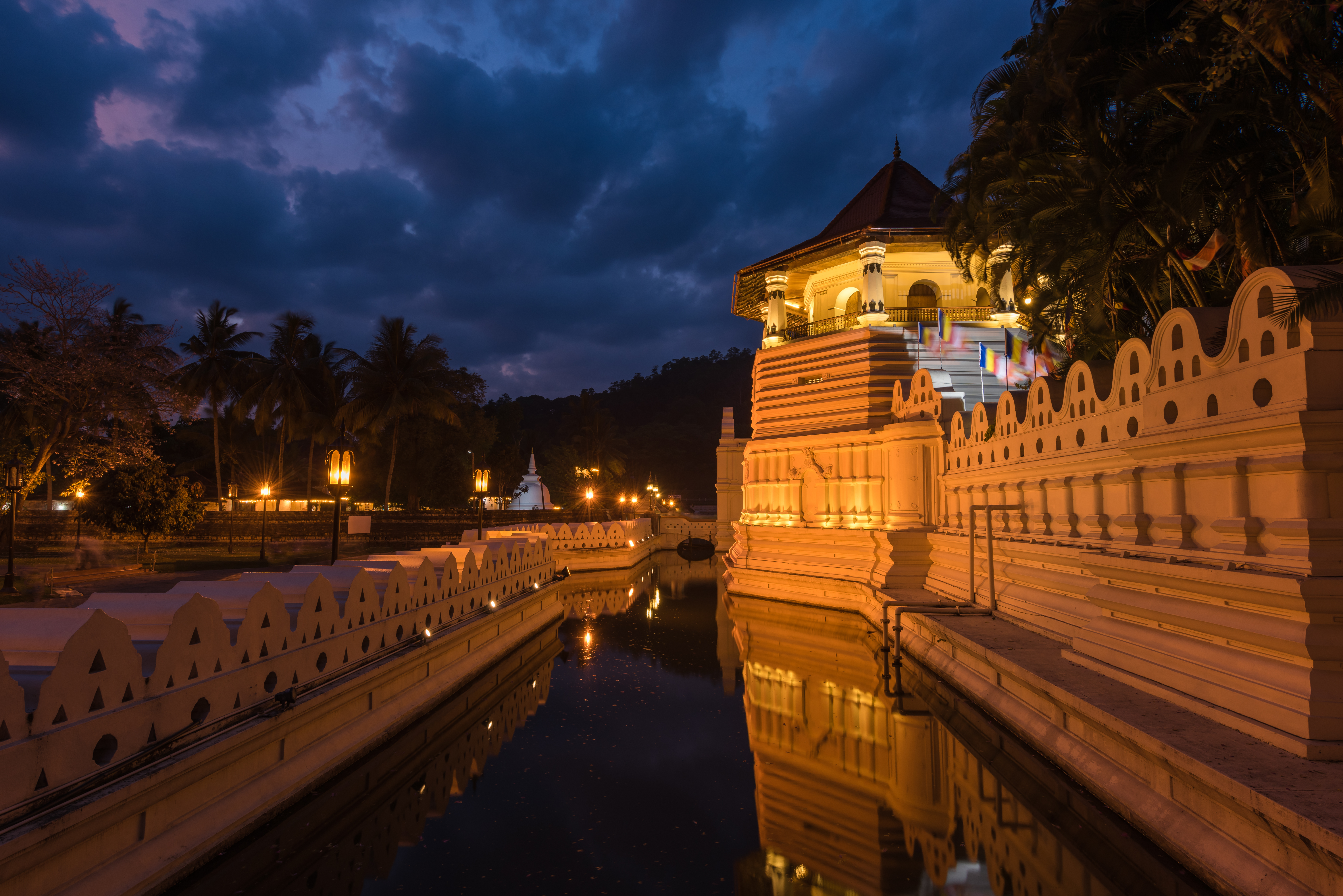 Temple of Tooth Relic, Kandy