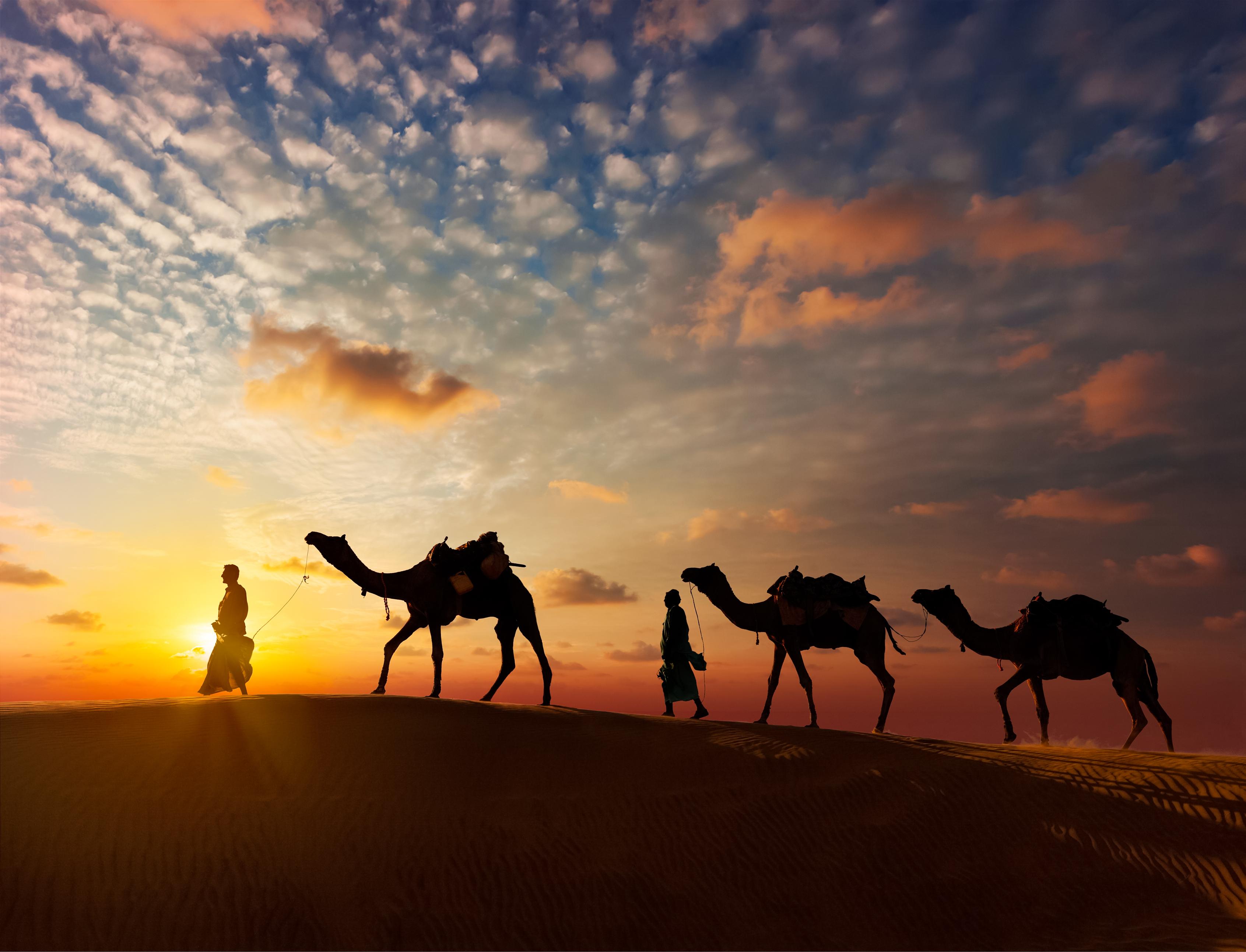 Thar Desert, Rajashan