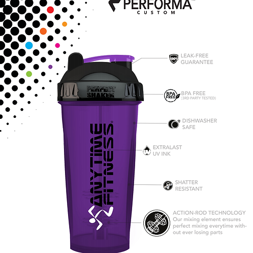 Anytime Fitness Perfect Shaker