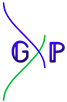 gp group's gre subject math course logo