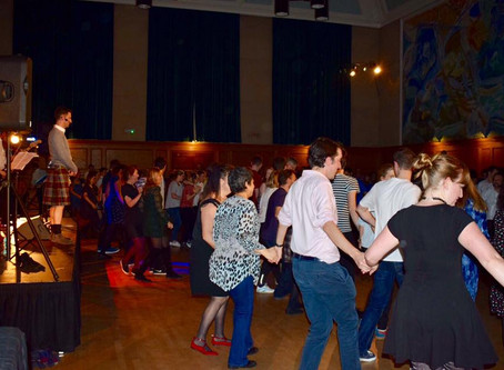 Happy New Year - Come to a ceilidh in London