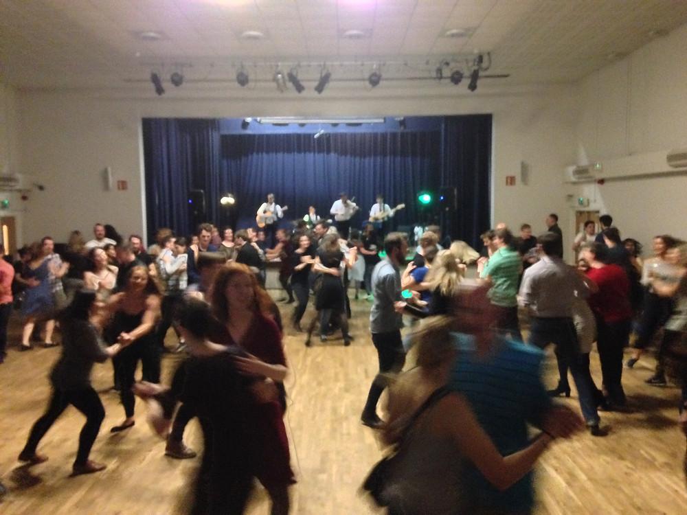Canadian Barn Dance! At the Ceilidh Club, Baden Powell House, South Kensington