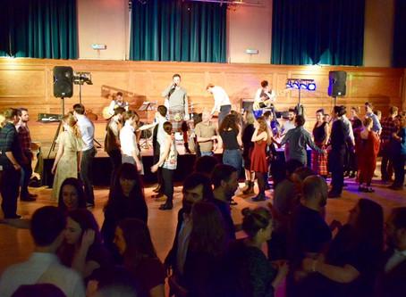 Try Scottish dancing in London