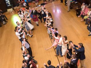 Learn to ceilidh dance | Circassian Circle