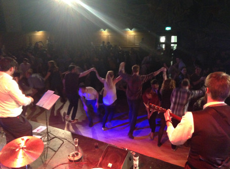 Come learn some Scottish dance at  a ceilidh in London - New dates added!