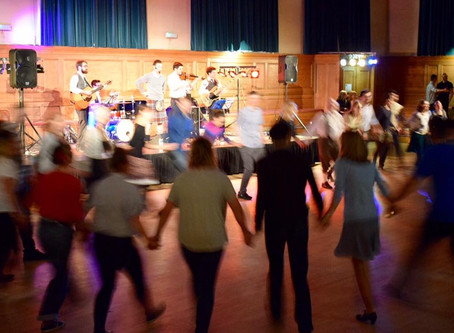 Learn to Scottish dance in London