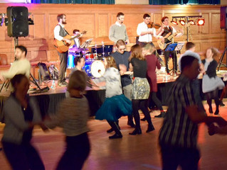 London Ceilidh Nights | A full list for 2017!