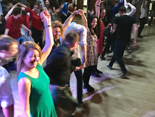 Ceilidh Club is bouncing back!