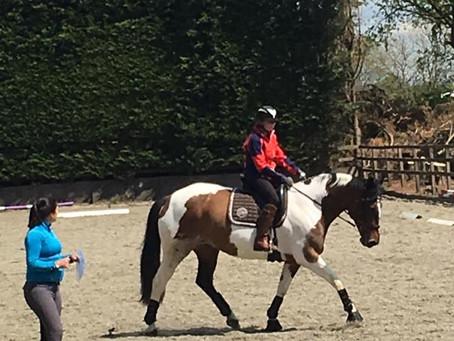 Test Riding with Charlotte Jones