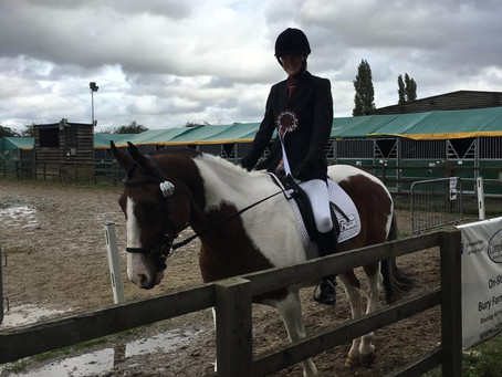 BRC Dressage to Music Championships 2019