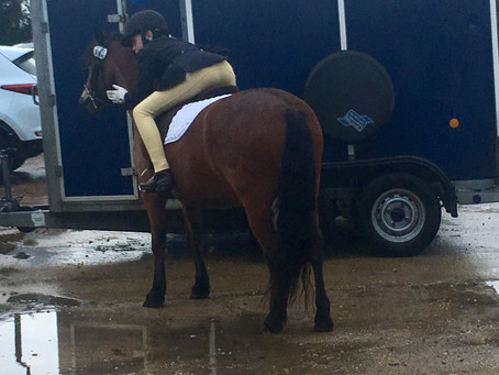 Final Summer Dressage Show of 2019
