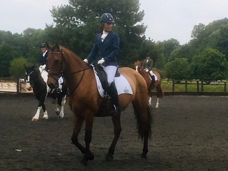 July's Evening Dressage Competition