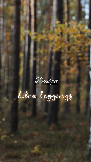 Design: libra leggings