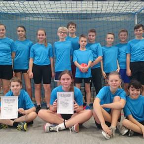 Kreisfinale Handball