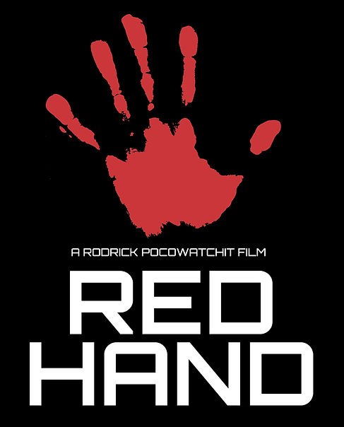 NEW RED HAND LOGO WITH ROD CREDIT NEW FO