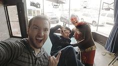 Incredible Brown NDN still selfie.jpg