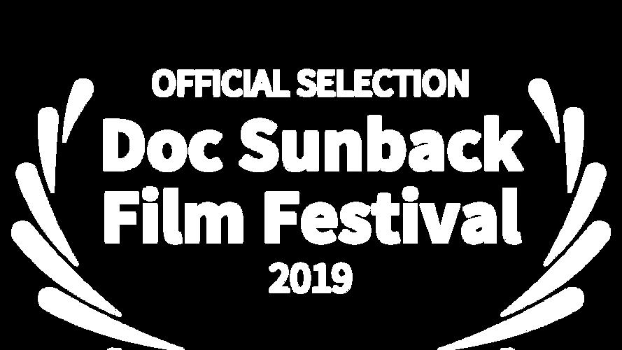 OFFICIAL SELECTION - Doc Sunback Film Fe