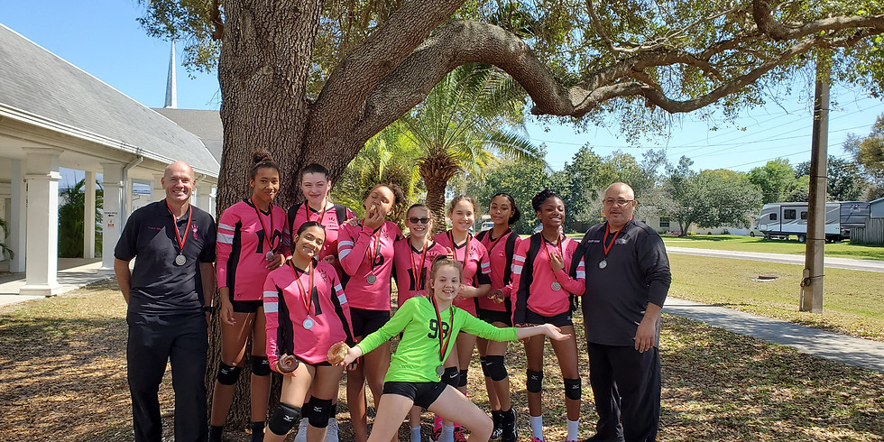 Tryouts 14 and Under, 15's & 16's