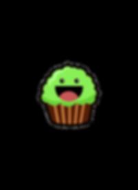 Green Muffin Logo