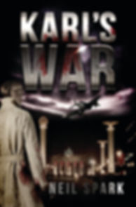 Cover of the novel Karl's War