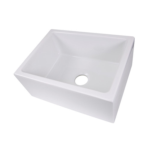 Great This 24 Inch Kitchen Sink From Highpoint Collection Is Just The Right Touch  For Your Country Farmhouse Or Minimalist Kitchen. Each Single Bowl Kitchen  Sink ...