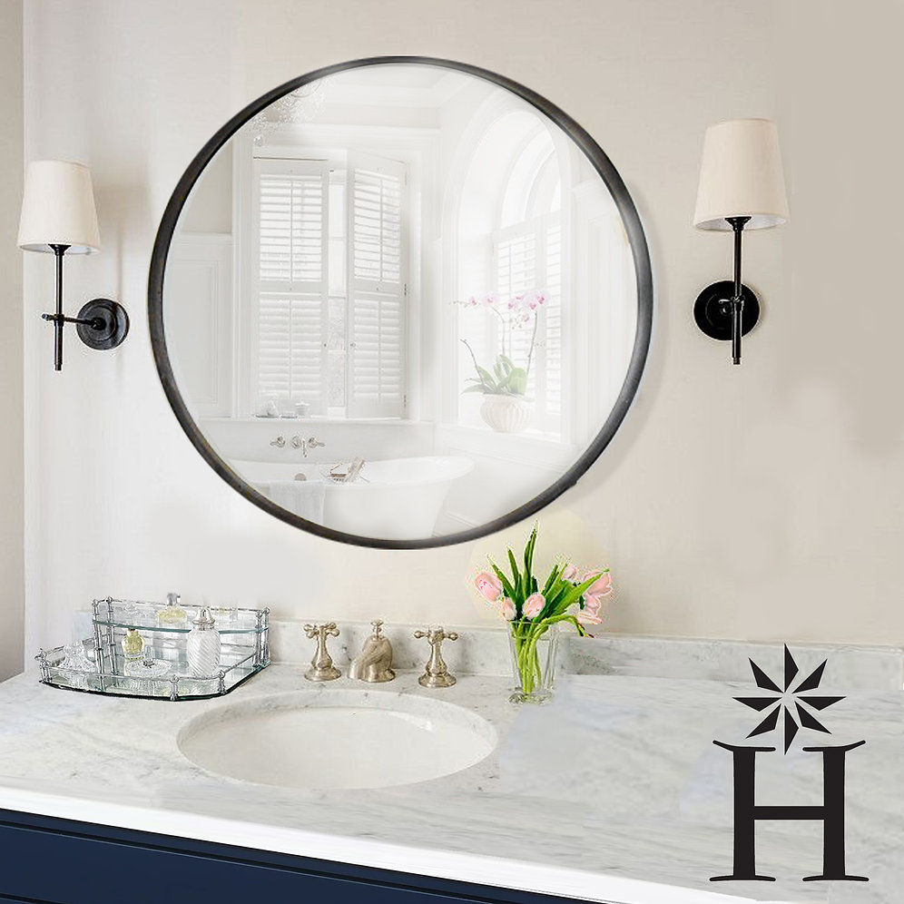 17 x 14-Inch White Oval Undermount Vanity Sink | highpoint ...