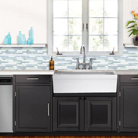 36-inch Single Bowl Fireclay Farmhouse Kitchen Sink ...