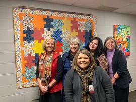 Community Partnership with OU Child Study Center