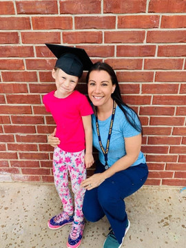 We LOVE to see our kiddos graduate!