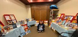 Scholastic Book Fair at Elite