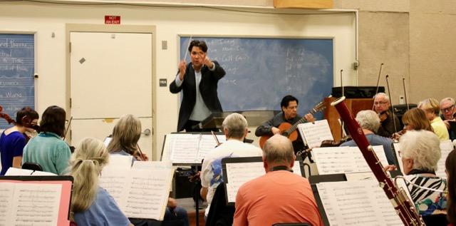 Rehearsing Rodrigo