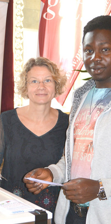 Wisdom OSAMWONYI