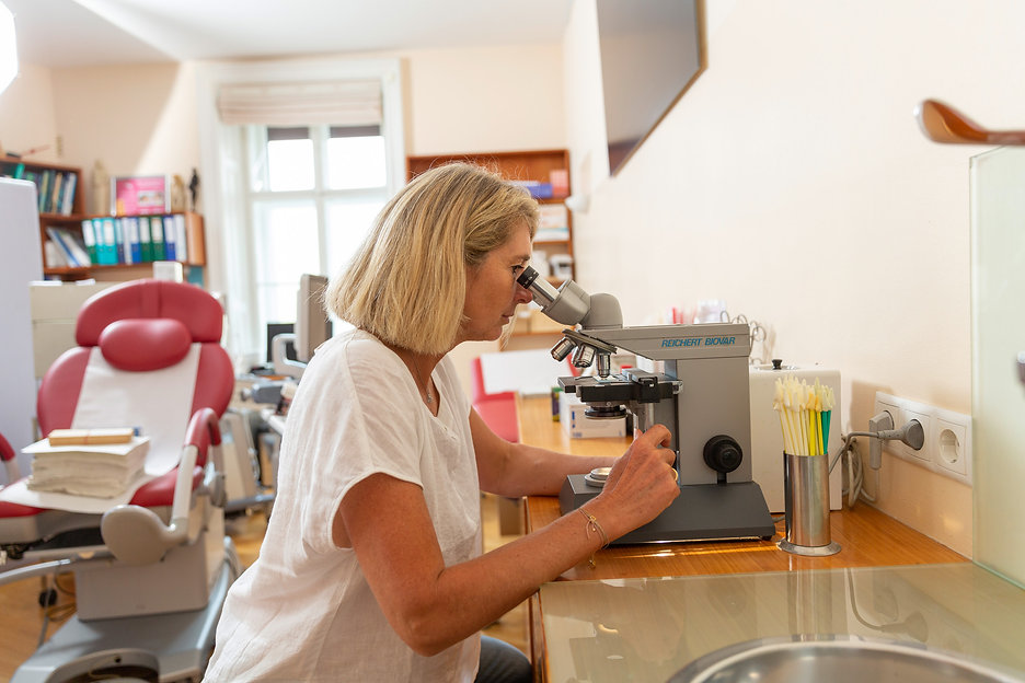 Marion Rankine Gynaekologin Kinderwunsch