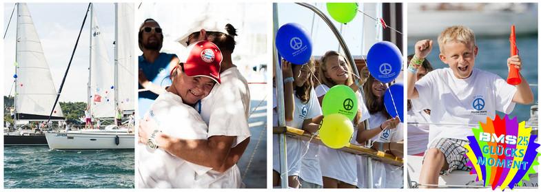 Spende für die Friedensflotte MIRNO MORE