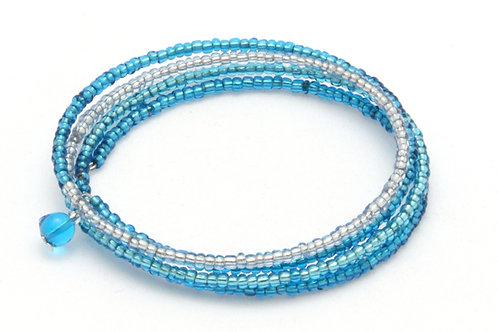 Spiralarmband Meeresfrische