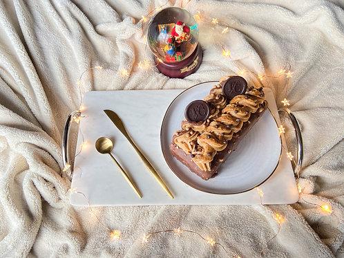 Travel Cake: Peanut Crunch