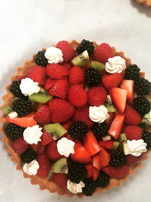 "Fruits Tart 8"""