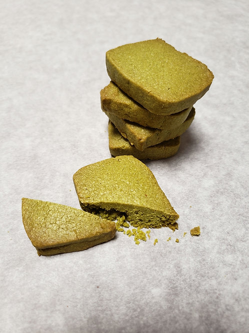 Matcha Cookie ( 12 pieces)