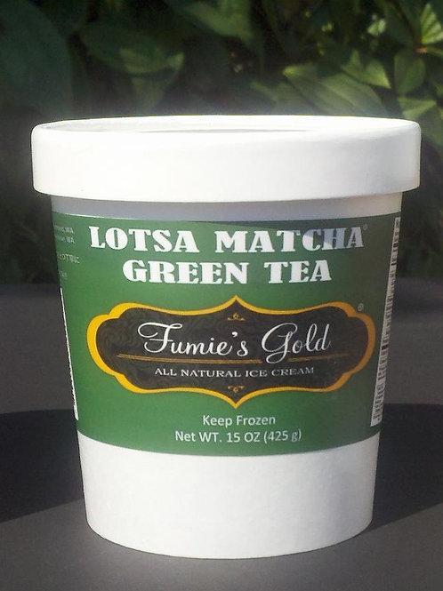 Lotsa Matcha Ice cream