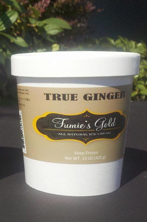 True Ginger Ice Cream