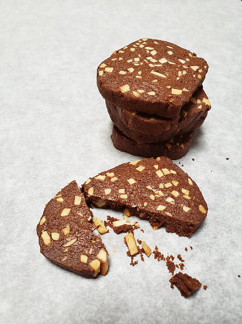 Almond Coco Cookie ( 12 Pieces)