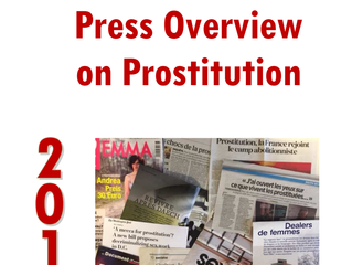 International Press Overview on Prostitution